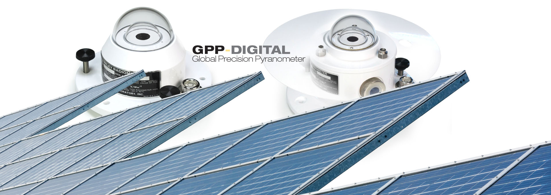 Setting the Industry Standard Since 1917 - See the NEW Global Precision Pyranometer